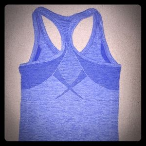 New Balance Navy Blue Workout Tank